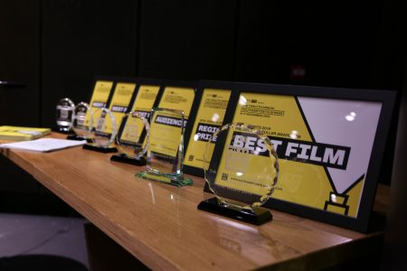The prizes for the SFW: Shorts 2019 competition